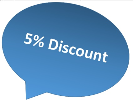 5% Discount