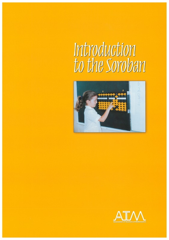 Introduction to the Soroban (Book) - A Powerful Aid for Number