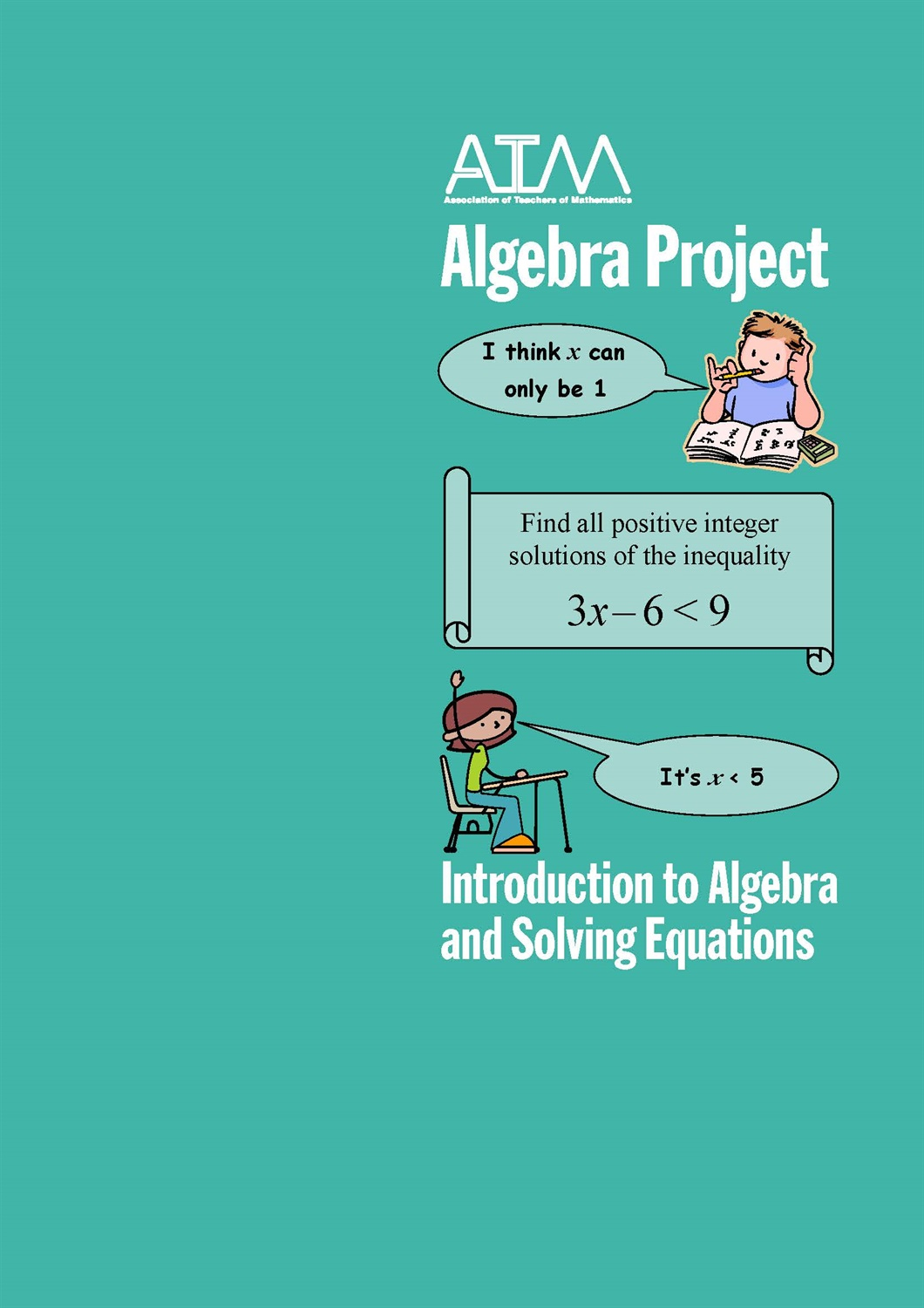 Algebra Project: Introduction to Algebra and Solving Equations ...
