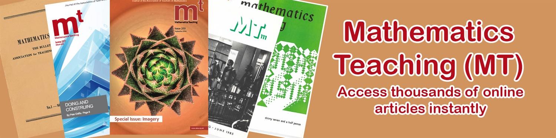 Classroom Materials and Activities for Mathematics Teachers